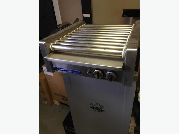 3 PIECES OF USED RESTAURANT EQUIPMENT