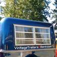 Vintage 13ft Travel Trailer FOR RENT