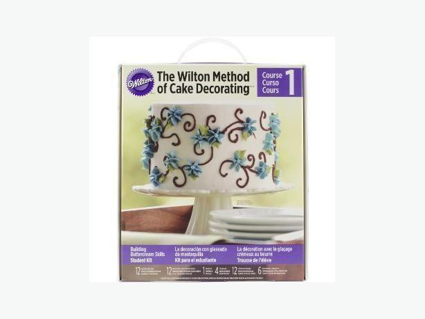 NEW IN THE BOX - THE WILTON METHOD OF CAKE DECORATING