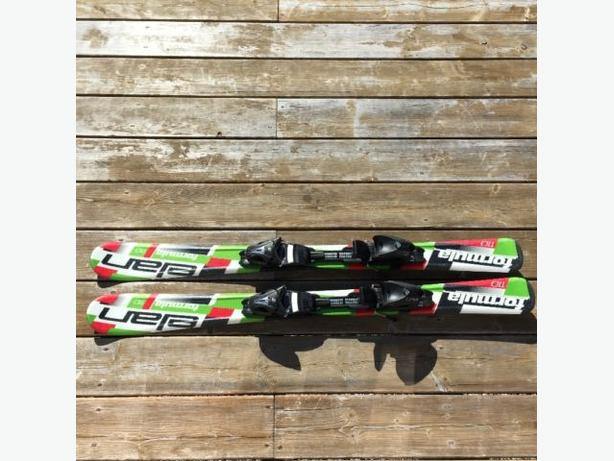 Elan Jr Total Ski package - Skis, bindings, boots and poles