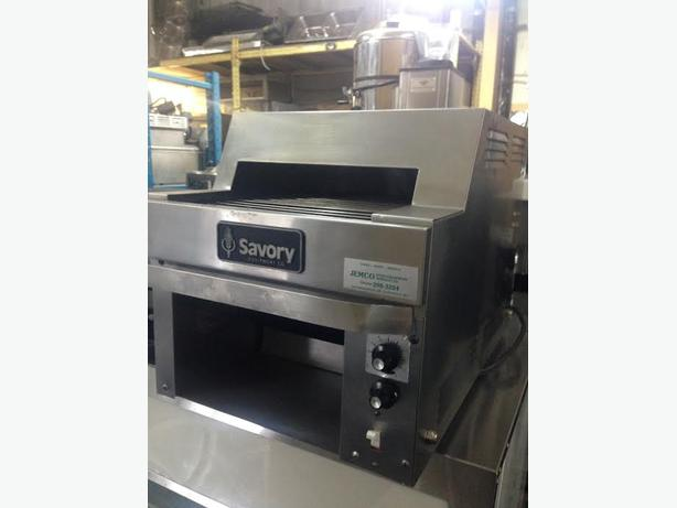 Used savory Toaster