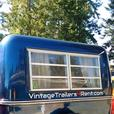 Vintage 13ft Travel Trailer for RENT