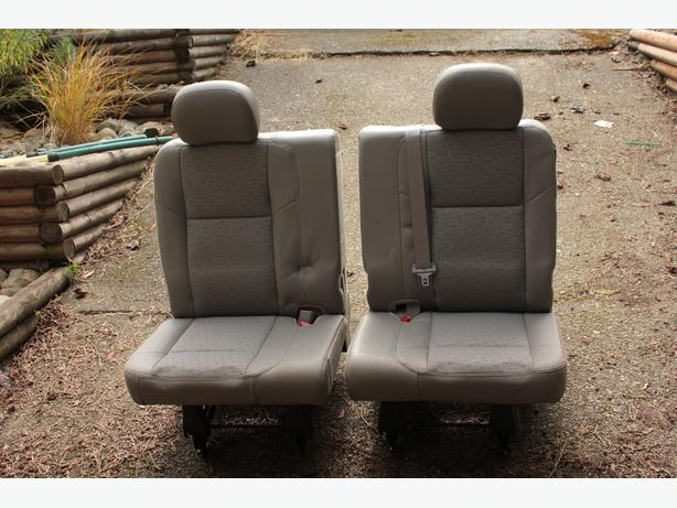 THIRD ROW SEATING FOR 1998 GMC SAFARI CHEVY ASTRO VAN