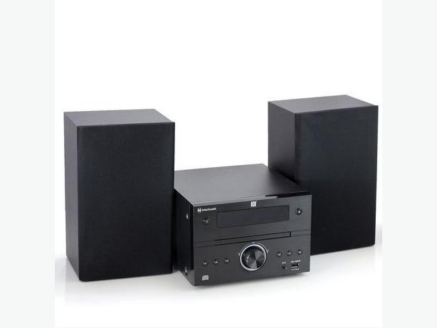 Blackweb CD Stereo System w/Bluetooth