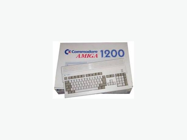 WANTED: ( Amiga Commodore 1200 from PAL/UK/Europe )