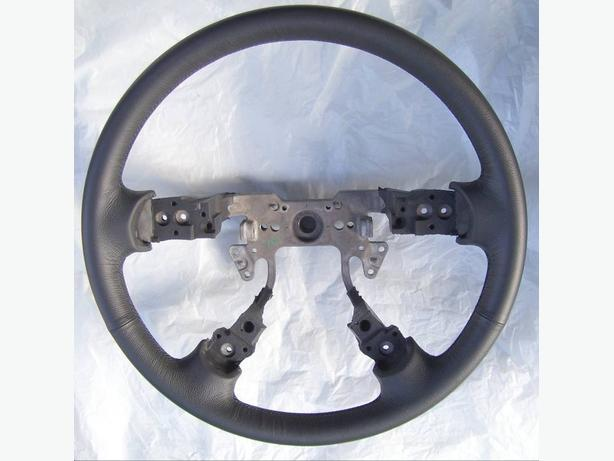 Acura Leather Steering Wheel