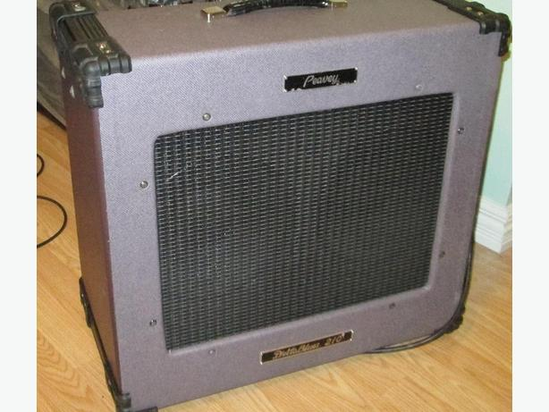 Peavey Delta Blues tube amp reduced