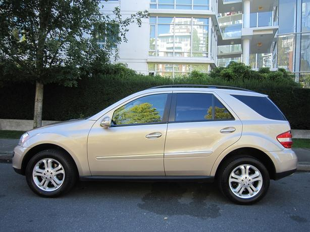 2007 Mercedes-Benz ML320 cdi 4Matic - FULLY LOADED! - NAVIGATION!