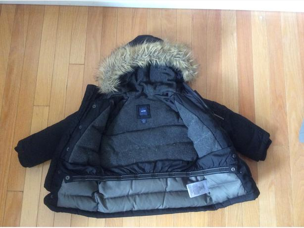 Gap winter jacket for toddler
