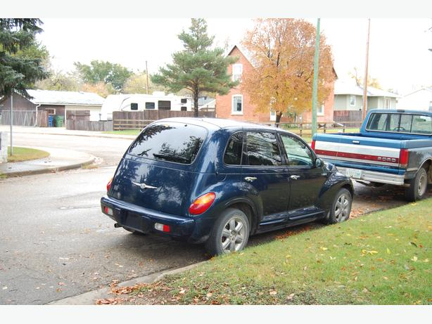 2003 Chrysler PT Cruiser Limited Wagon