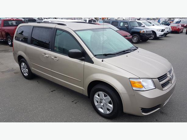2009 Dodge Grand Caravan SE Stow -n- Go