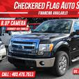 2014 FORD F-150 XLT XTR SUPERCREW 4X4-B.UP CAM-TONNEAU-ECOBOOST