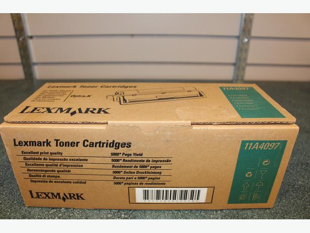 Lexmark toner Optra K (Dual Cartridge)
