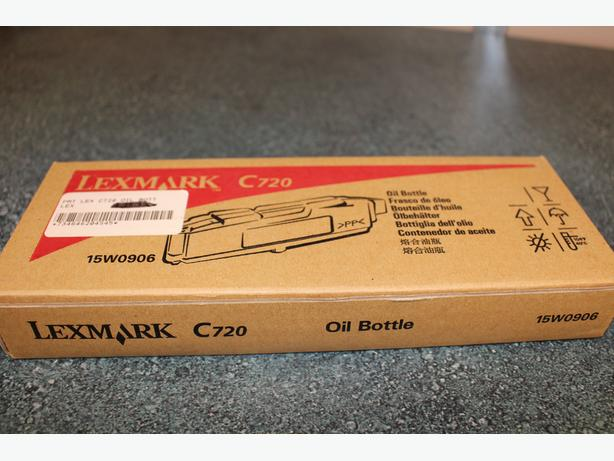 Lexmark C720 Oil Bottle