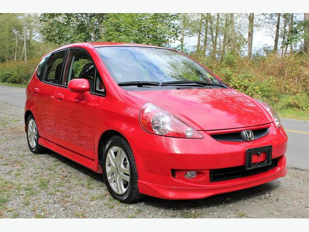 2008 Honda Fit Sport ** BC Local | 2 Sets of Tires| One Owner **