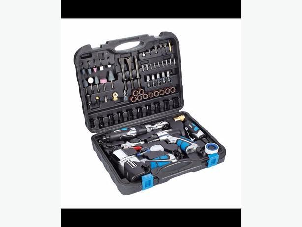 Brand New Mastercraft 71 Piece Air Tool Kit-