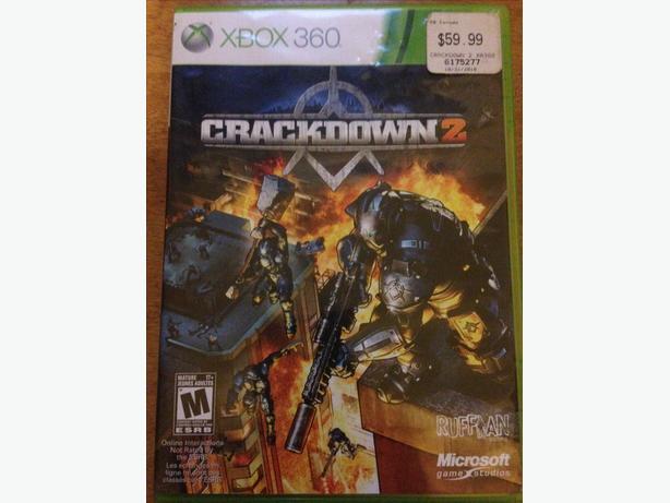 Crackdown2 Xbox 360