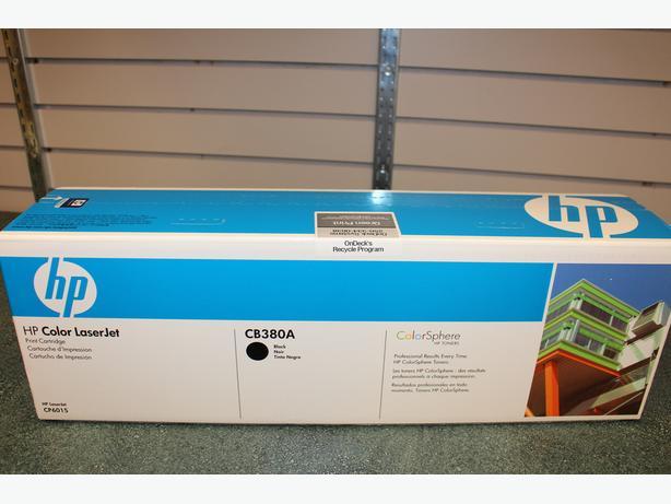 HP Toner Black Laserjet CP6015