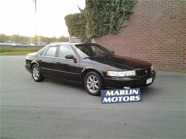 1999 Cadillac Seville STS
