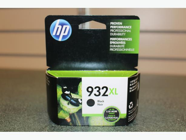 HP 932XL Black OJ 6100 / 6600 / 6700 / 7110 / 7610 / 7612