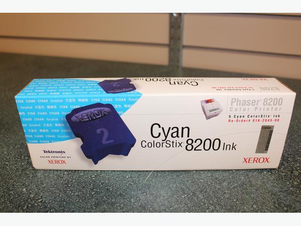 Cerox Phaser 8200 Cyan Clr Stix (5pk)