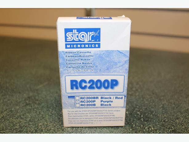 Star Ribbon Cassette RC200P
