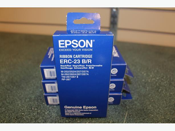 Epson Ribbon Cart Black / Red M-252/257/262/267/TM-267