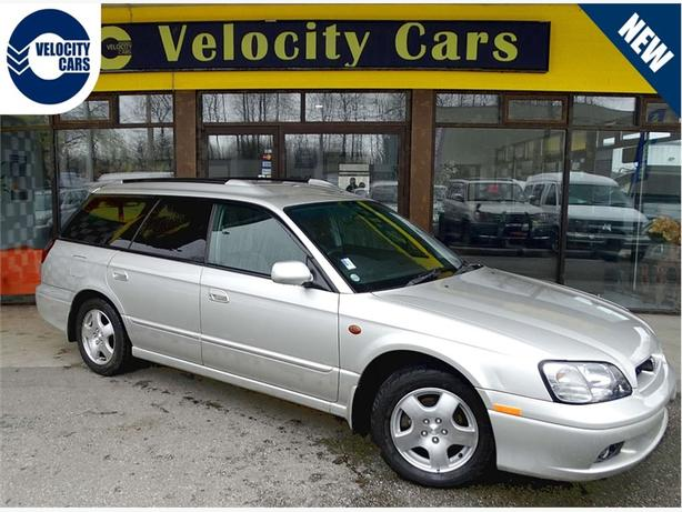 2001 Subaru Legacy Wagon 43K's Low Mileage