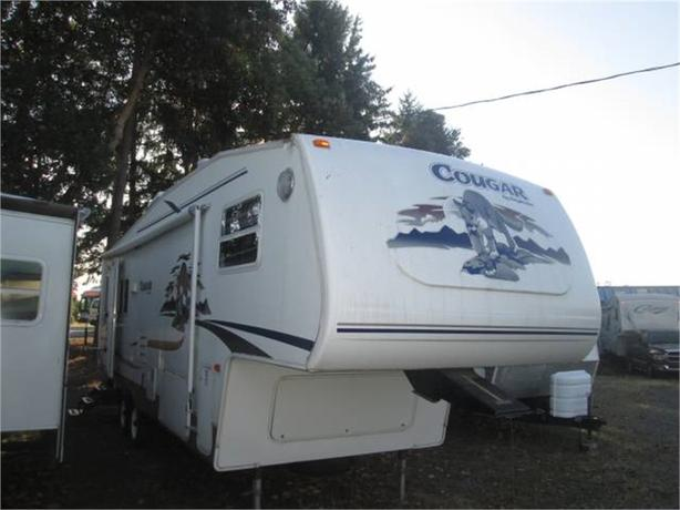2005 Cougar 276