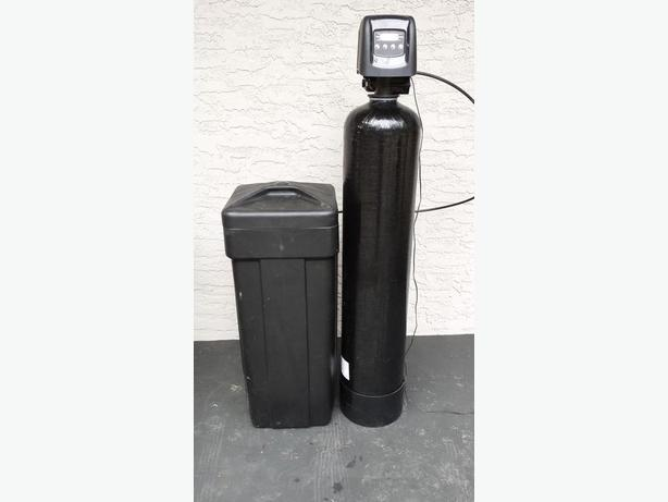 Water softener (new condition)