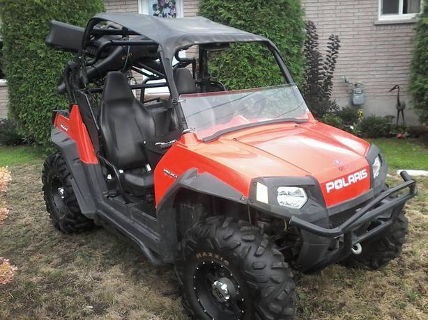 2009 RZR 800