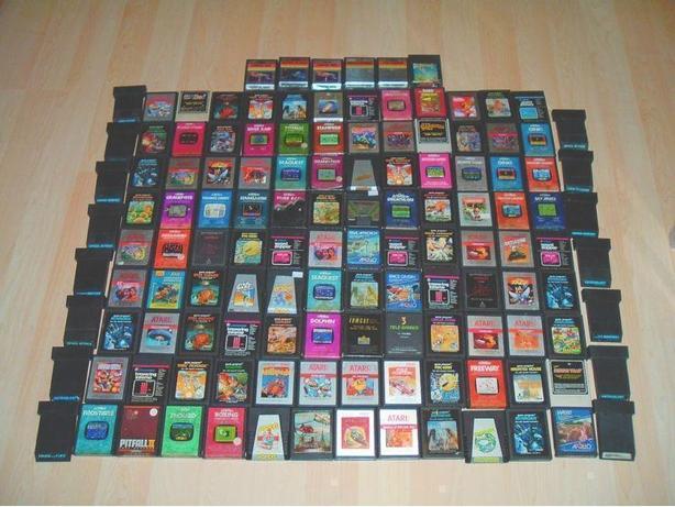 Classic Atari 2600 Games