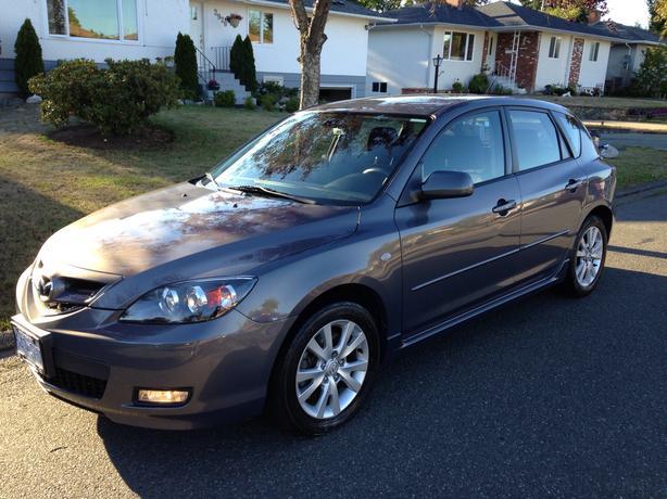 2007 Mazda 3 2.3L hatchback