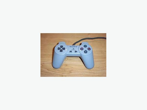 Official Playstation PSX Controllers