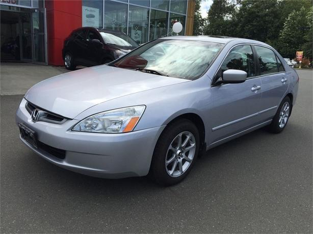2005 Honda Accord EX-L | AUTO | LEATHER | POWER OPTIONS | SUNROOF