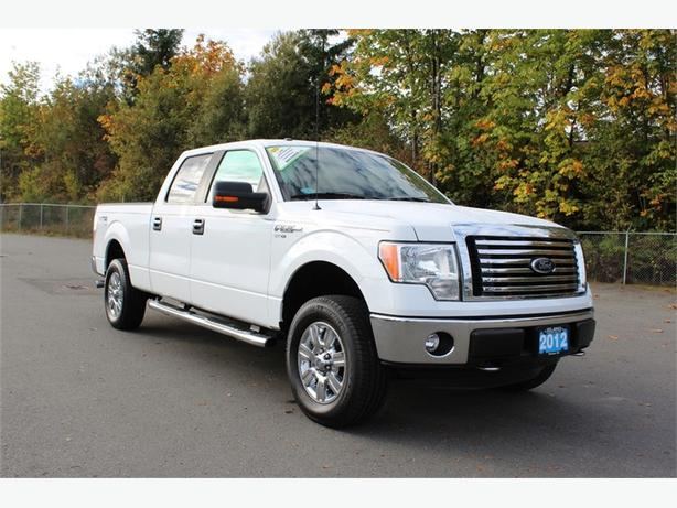 2012 Ford F-150 XLT | USB PORT | A/C | 4X4