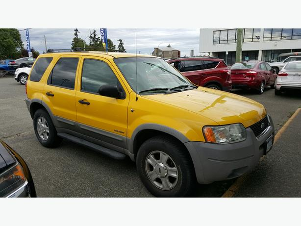 SUV  fully loaded Ford Escape XLT
