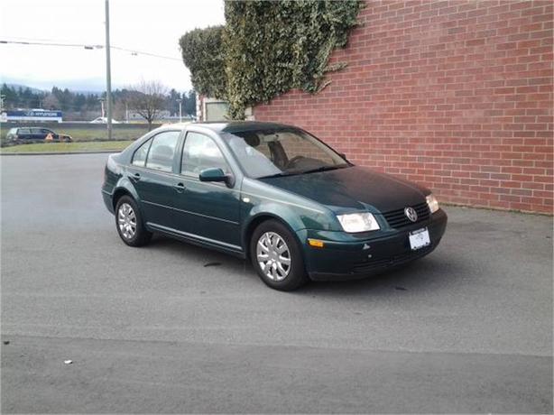 2000 Volkswagen Jetta GLS TDI