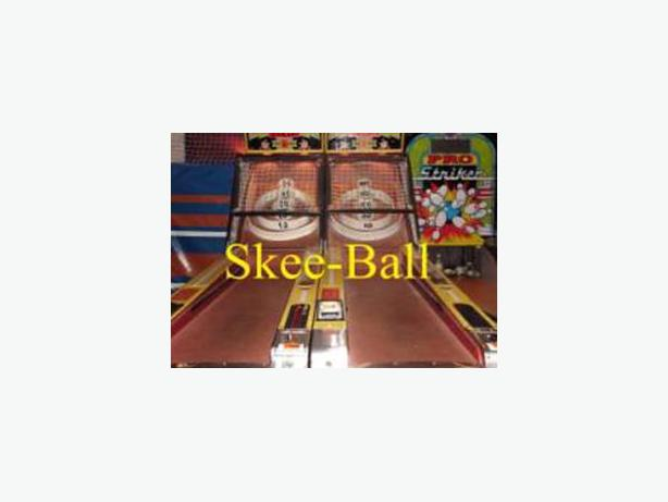 SkeeBall (With 100 Point Bonus Hole)
