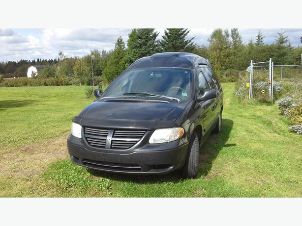 2005 Wheelchair Handicap Minivan