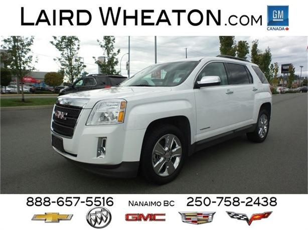 2015 GMC Terrain SLE AWD w/ Traction Control and Back-Up Camera