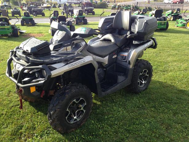 2014 Outlander 800 R MAX XT ATV