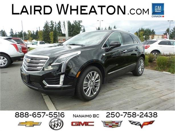 2017 Cadillac XT5 Premium Luxury AWD w/ Back-Up Camera and WiFi Hotspot