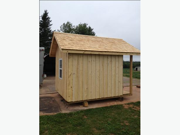 Shed, Playhouse or Bunkhouse