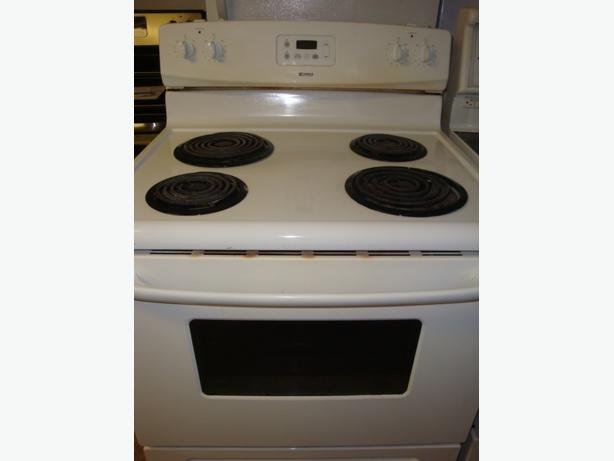 Frigidaire regular stove