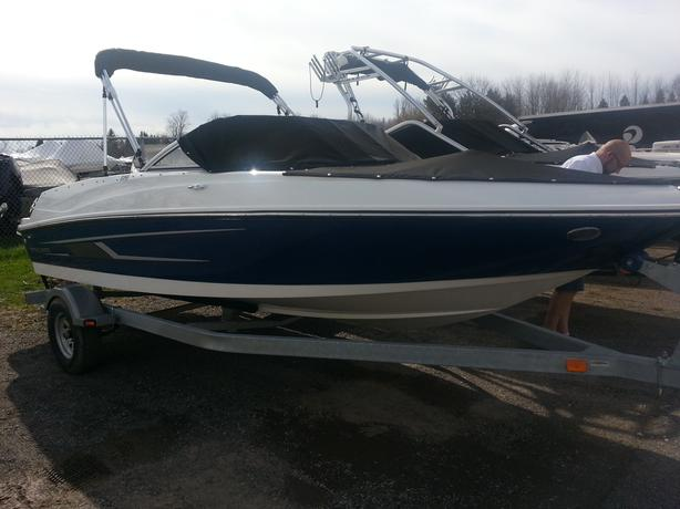 Bayliner Model	2014 Bayliner 175 bow rider Year	2014 Colour	Blue