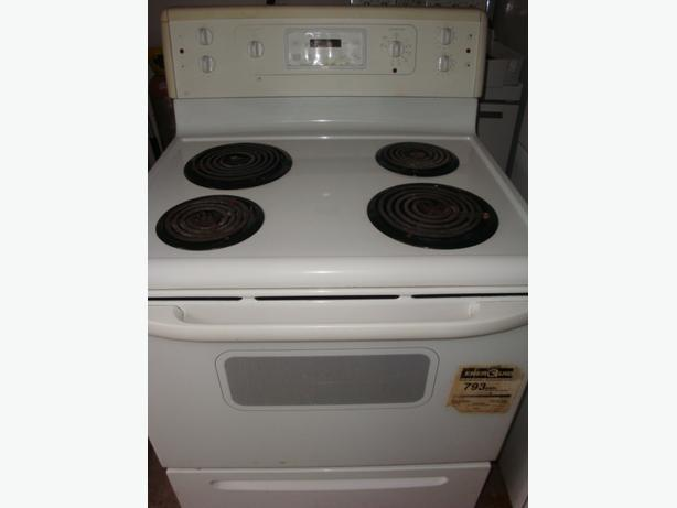 Kenmore regular stove