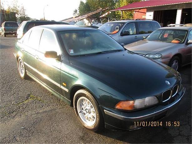 1997 BMW 528IA 528i