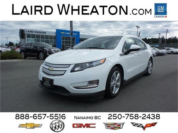 2013 Chevrolet Volt local one owner no accidents