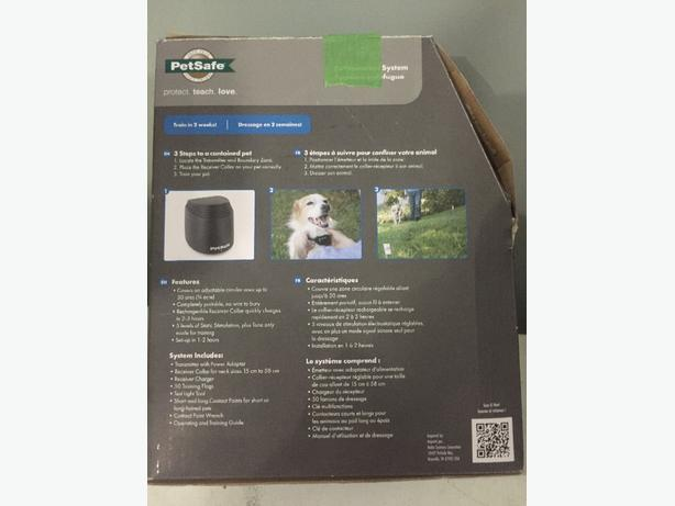 Petsafe E collar containment system (wireless)